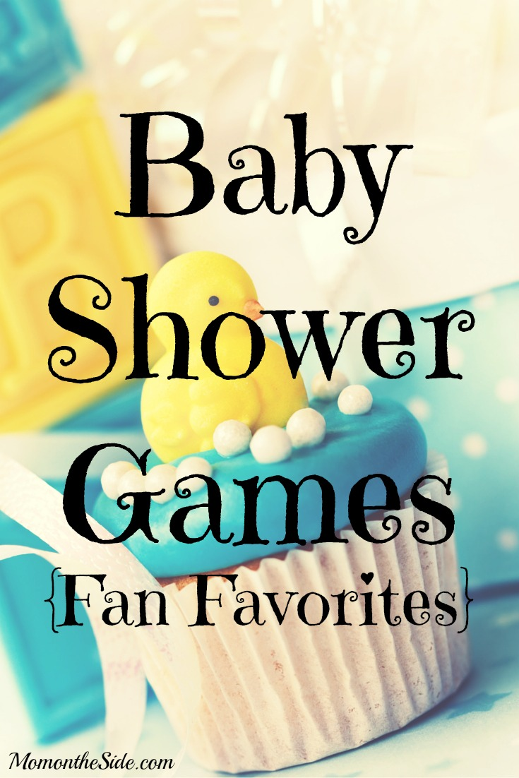 Baby Shower Games: Fan Favorites