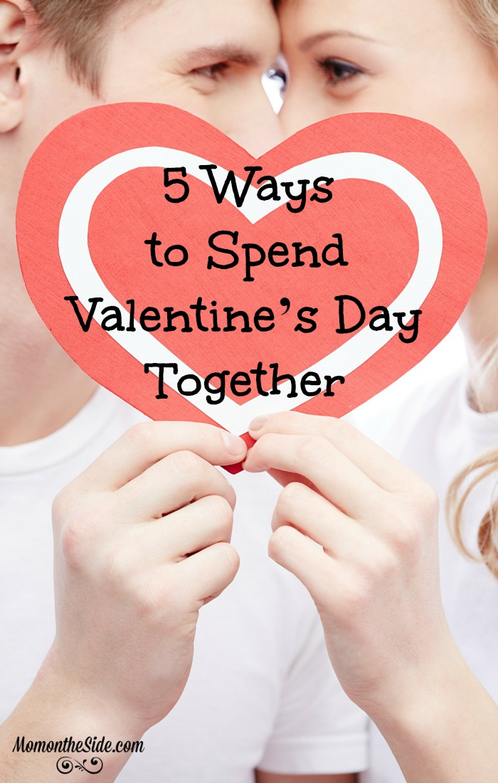 ways to spend valentines day together