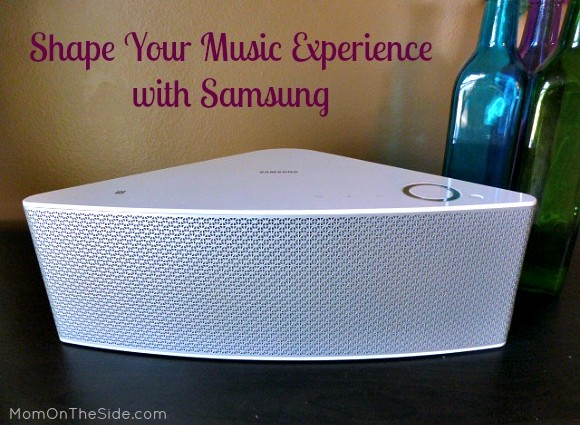 Shape Your Music Experience at Best Buy: Samsung SHAPE Wireless Audio #AudioFest