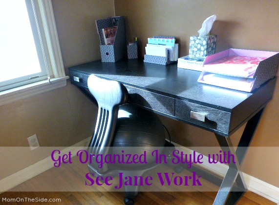 Get Organized In Style with See Jane Work