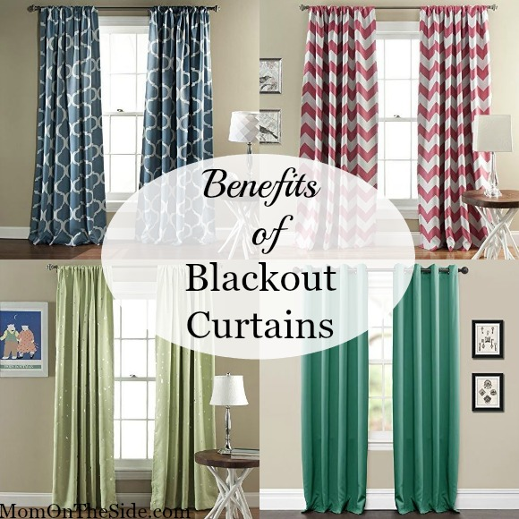 Benefits Of Blackout Curtains