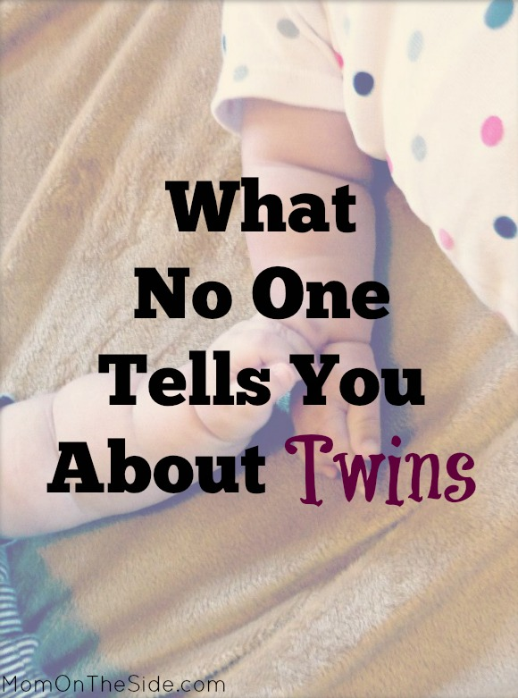 What No One Tells You About Twins or at the least things no one told me. I read lots of books, visited a lot of websites, but nothing prepared me for boy girl twins!