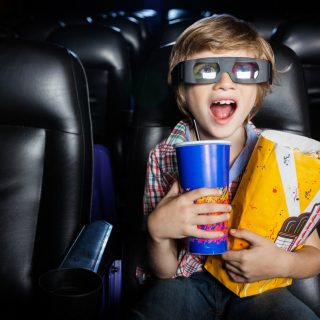 2017 Summer Movie Programs for Kids