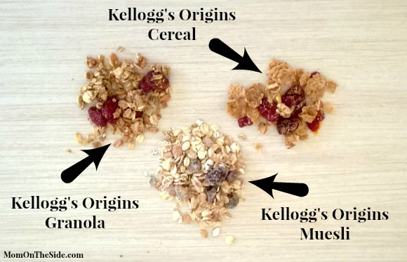 Kellogg's Origins Products