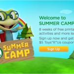 LeapFrog Summer Camp