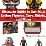guide to ant-man action figures and more