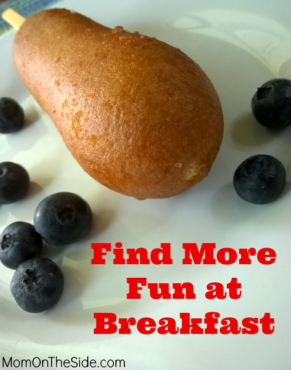 Find More Fun at Breakfast