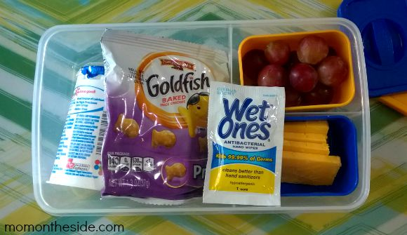 Non-Sandwich Back to School Lunches