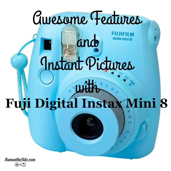 Awesome Features and Instant Pictures with Fuji Digital Instax Mini 8