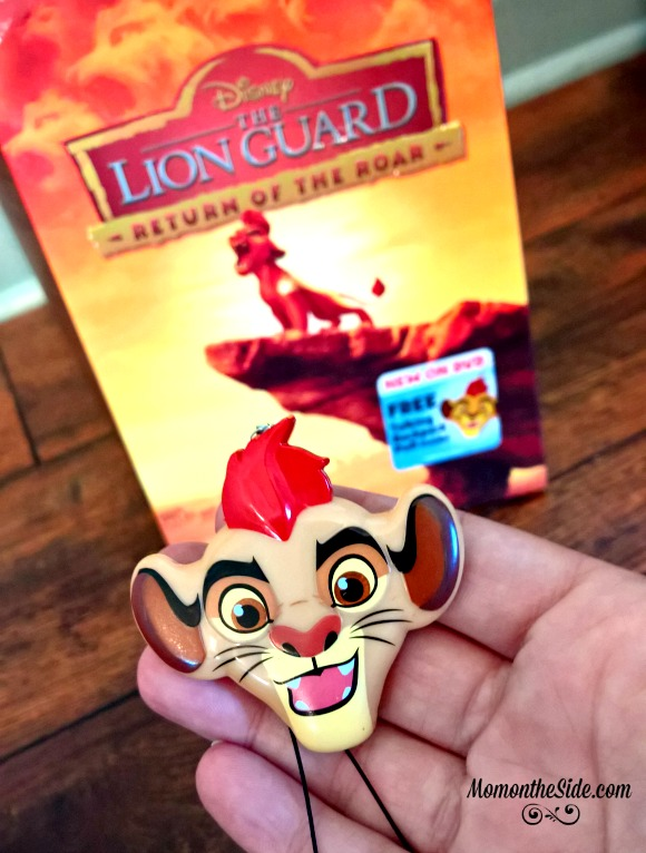 The Lion Guard Return of the Roar on DVD + Giveaway