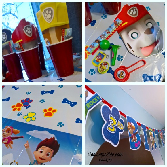 Paw Patrol Party Supplies Dog Breeds Picture