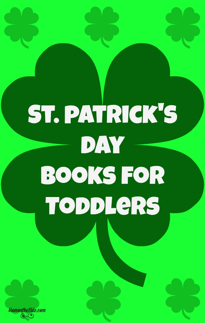 st. patrick's day books for toddlers