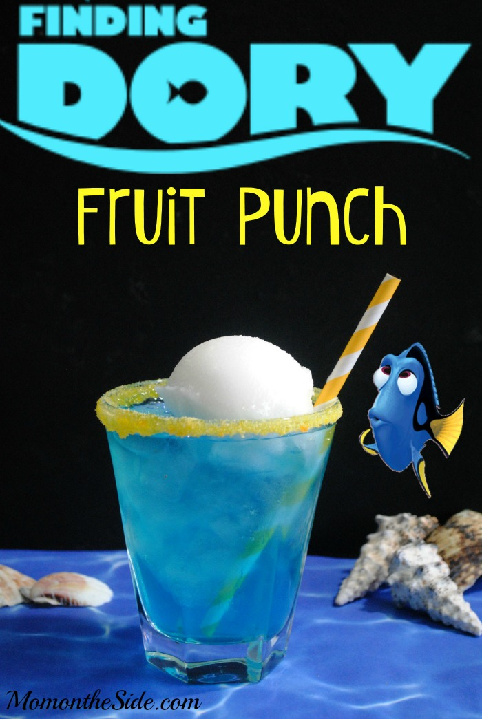 Dory fruit punch