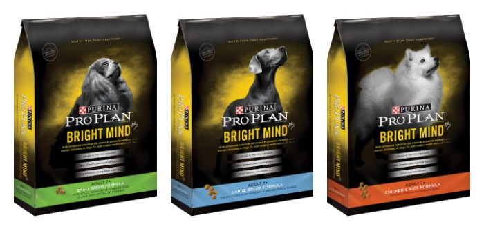 Why Purina Pro Plan #BRIGHTMIND is our Dog Food of Choice