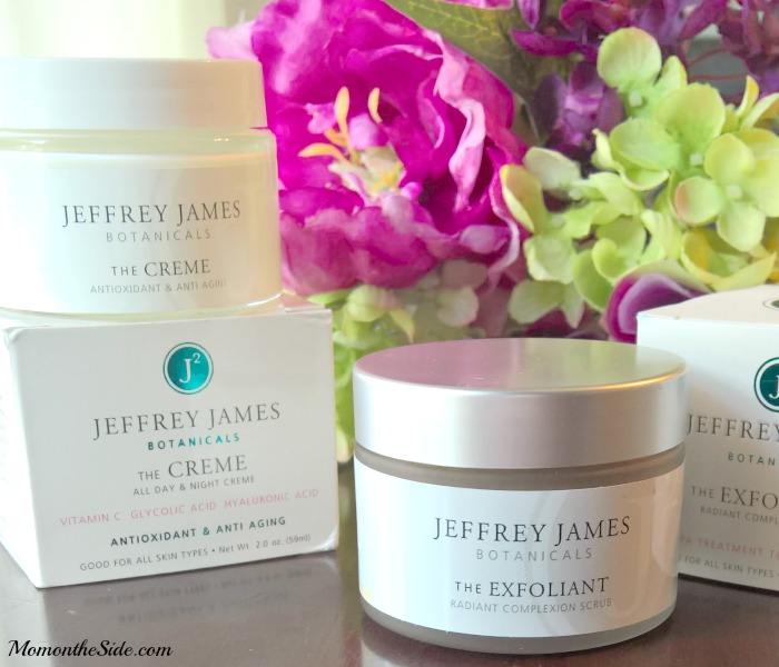 Budget Friendly Luxury Organic Skincare with Jeffrey James Botanicals