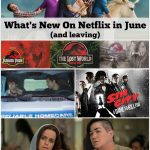 What's New On Netflix in June (and leaving)