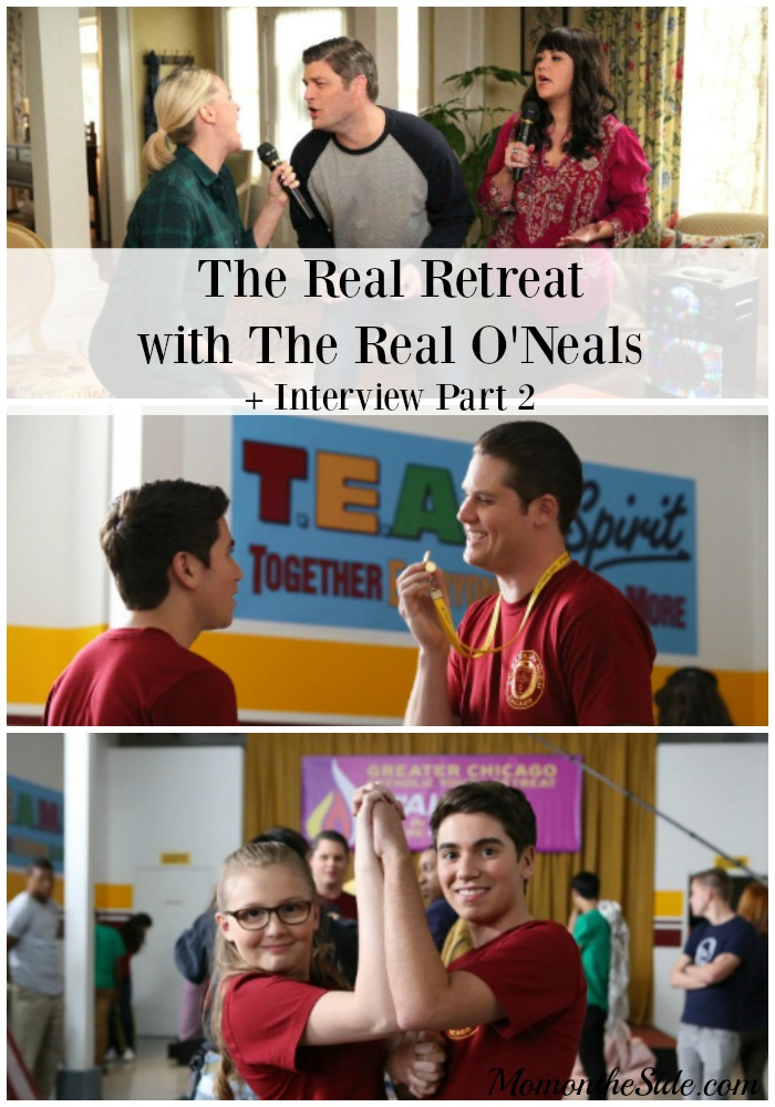 The Real Retreat with The Real O'Neals + Interview Part 2