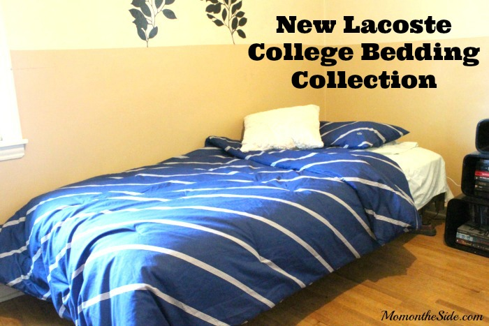 New Lacoste College Bedding Collection at Macy's