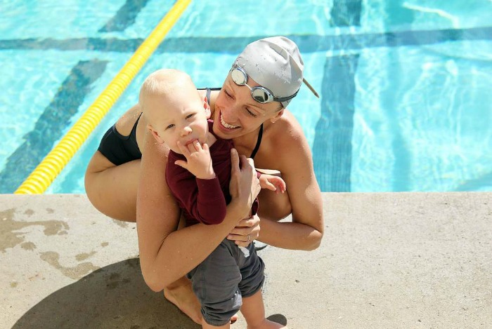 Tips for Balancing Life from Olympic Swimmer Dana Vollmer