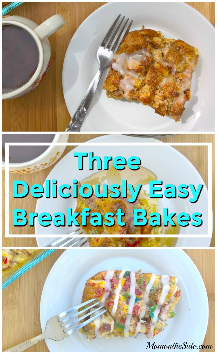 Three Deliciously Easy Breakfast Bakes for Back Back to School