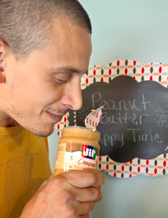 It's Peanut Butter Happy Time with Jif Flavored Spreads and Jif Bars