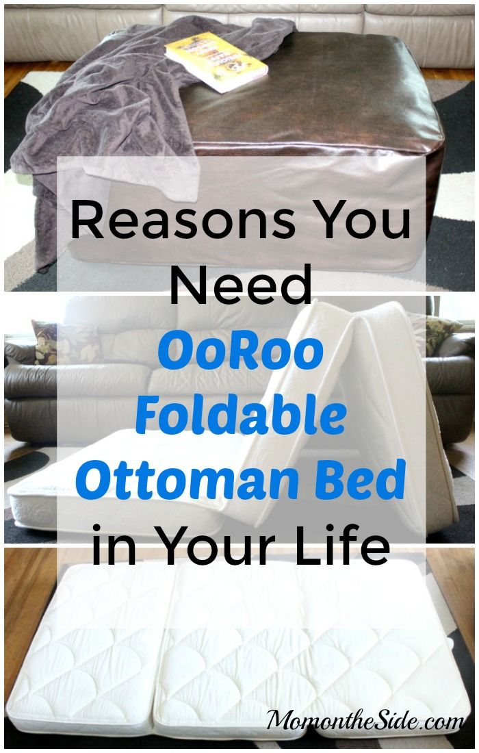 Reasons You Need OoRoo Foldable Ottoman Bed in Your Life