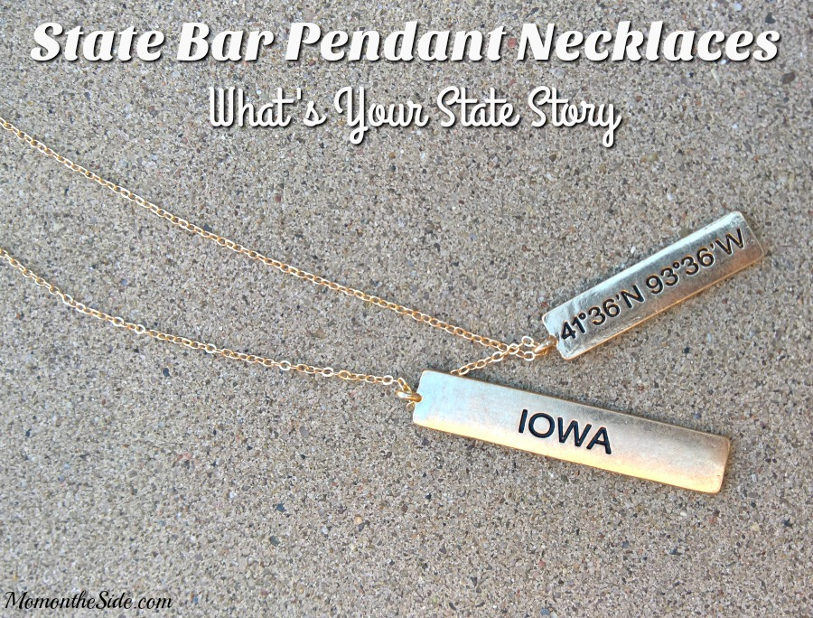 State Necklaces: What's Your State Story