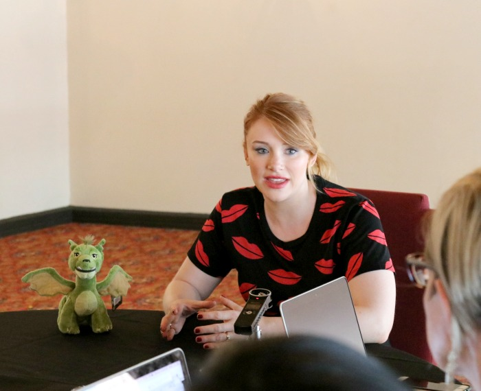 Exclusive Bryce Dallas Howard Interview