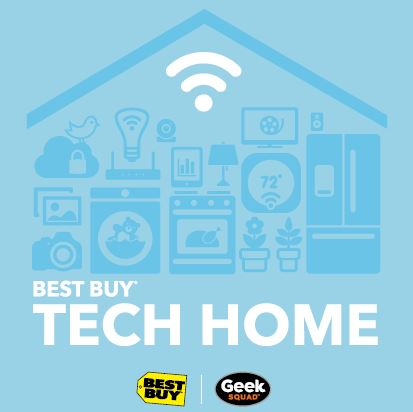 Introducing Best Buy Tech Home at Mall of America + Sweepstakes