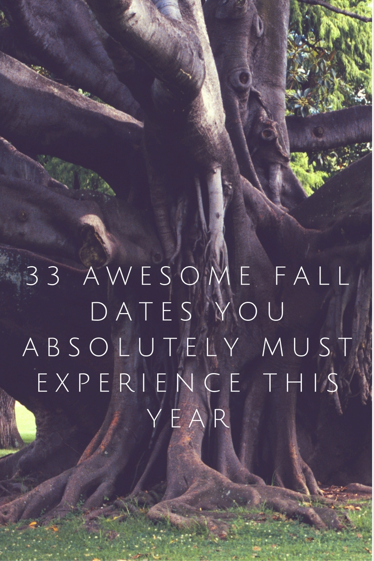 33 Awesome Fall Date Ideas