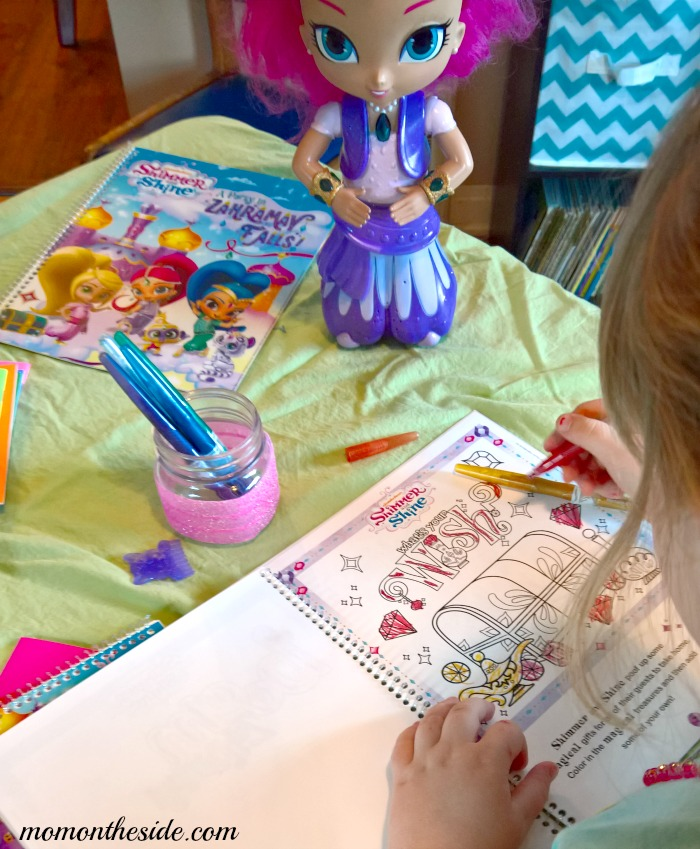Shimmer and shine party ideas new toys at target for Shimmer and shine craft ideas