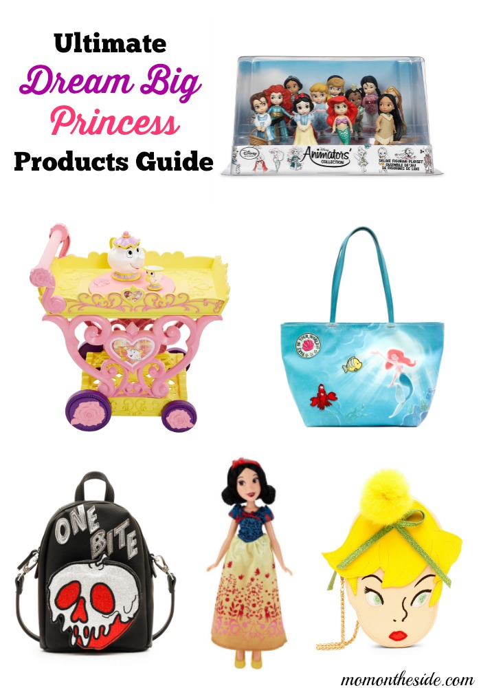 Ultimate Dream Big Princess Products Guide