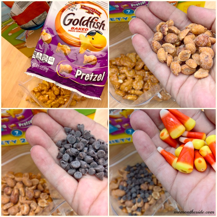Delicious Snack Mix and Printable Bingo