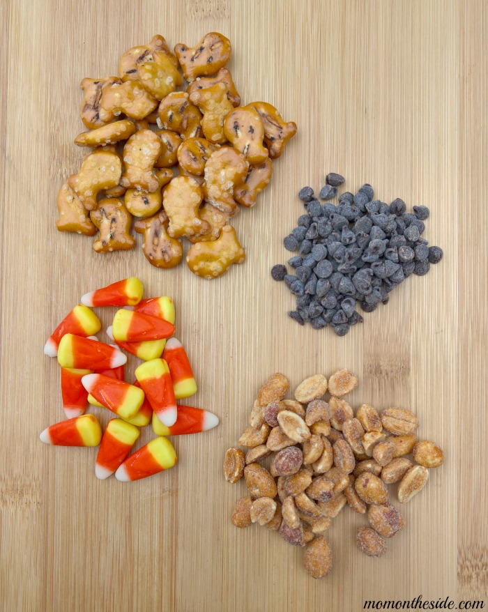 Goldfish Crackers Snack Mix and Printable Bingo