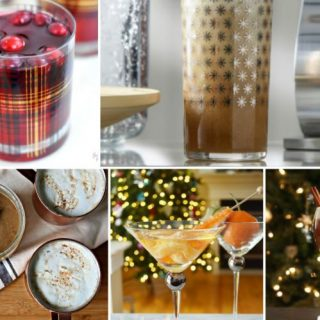 15 Holiday Drink Recipes for Grown Ups