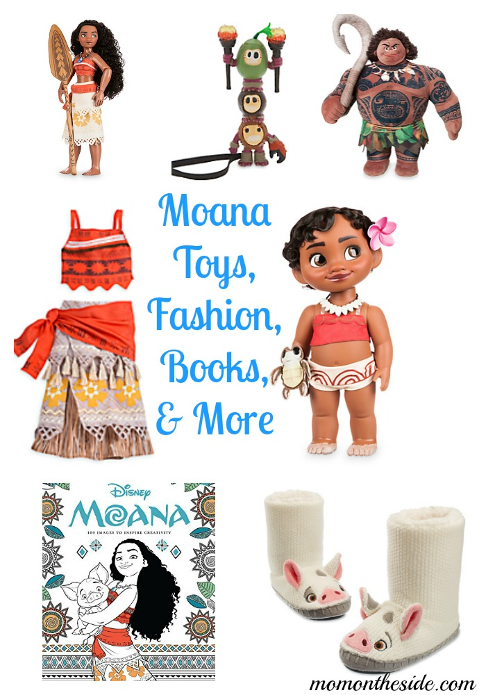 Ultimate Moana Toys Guide