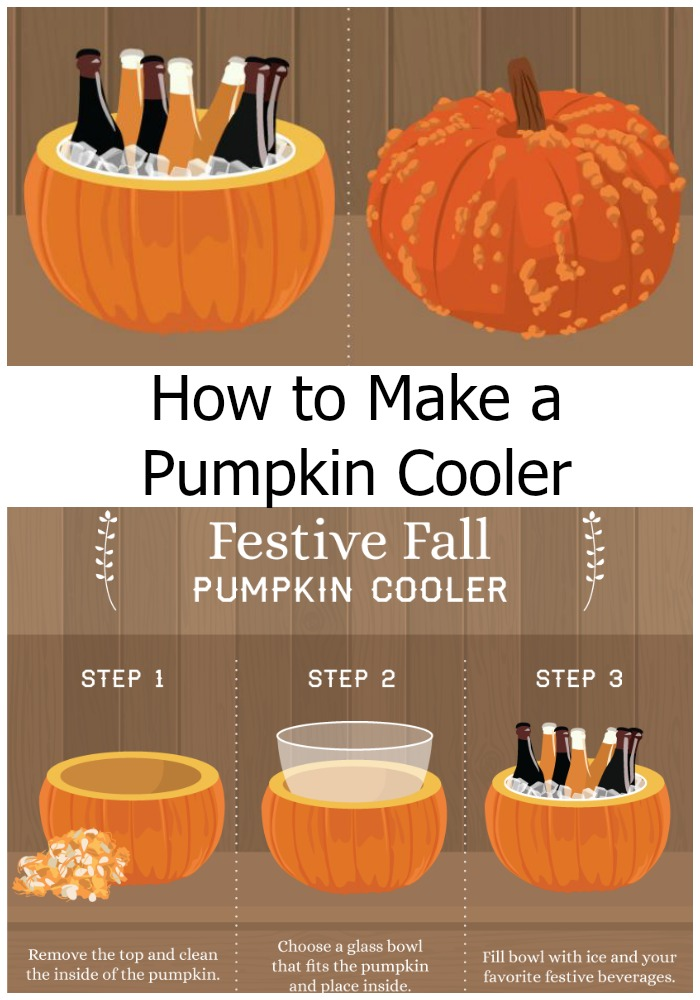 How to Make a Pumpkin Cooler