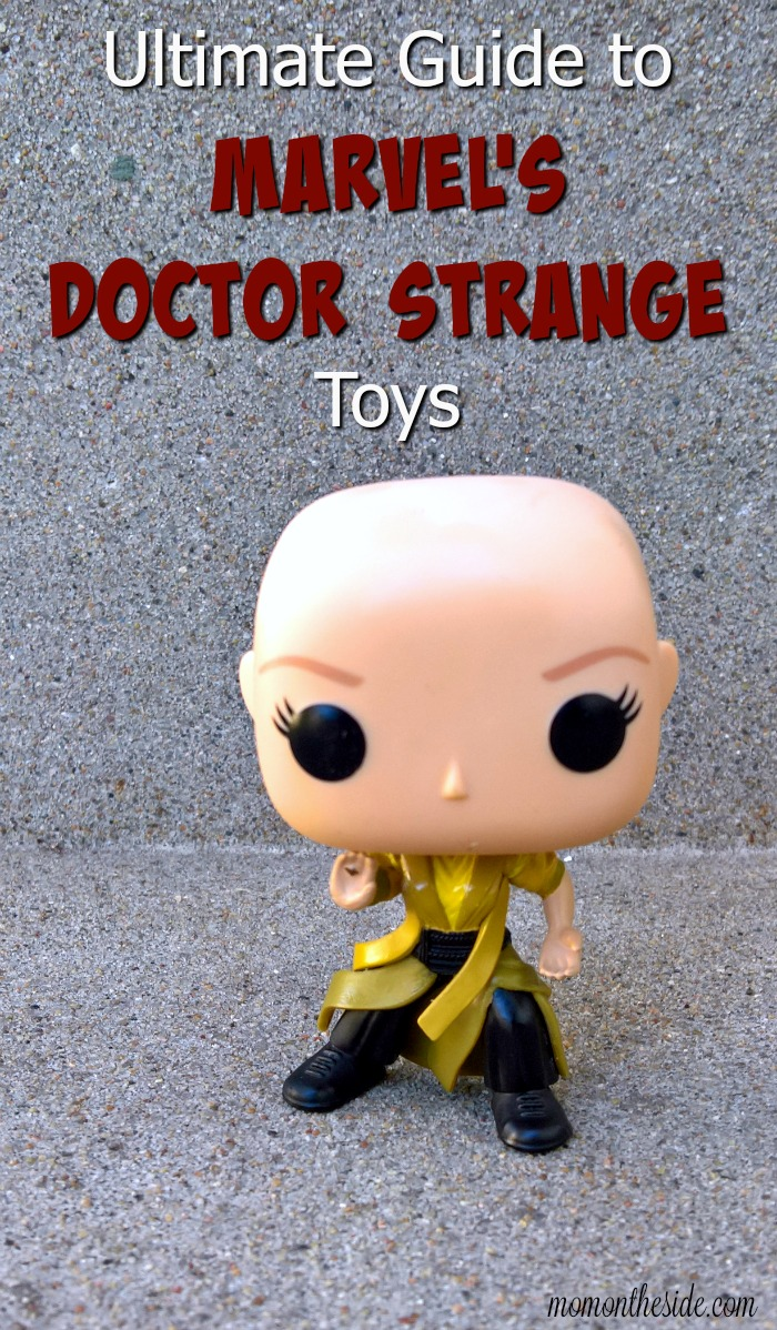 Ultimate Marvel's Doctor Strange Toys Guide (and more!)