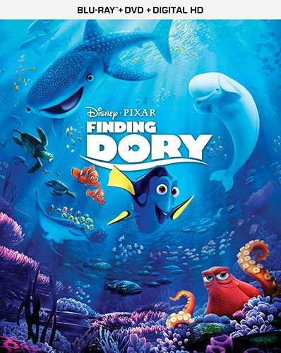 Finding Dory Halloween Party Ideas + Finding Dory on Digital HD and Blu-ray