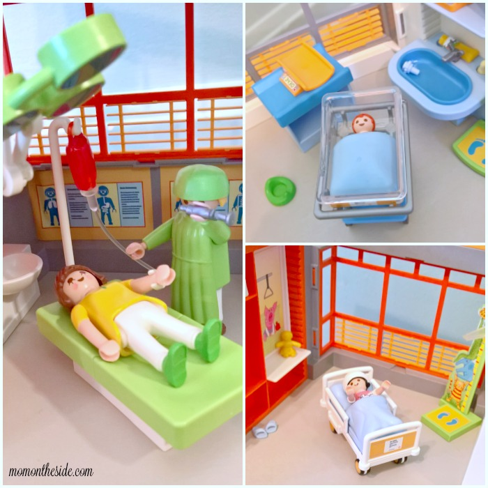 Ease Fears with PLAYMOBIL Hospital Playset (Furnished with Fun!)