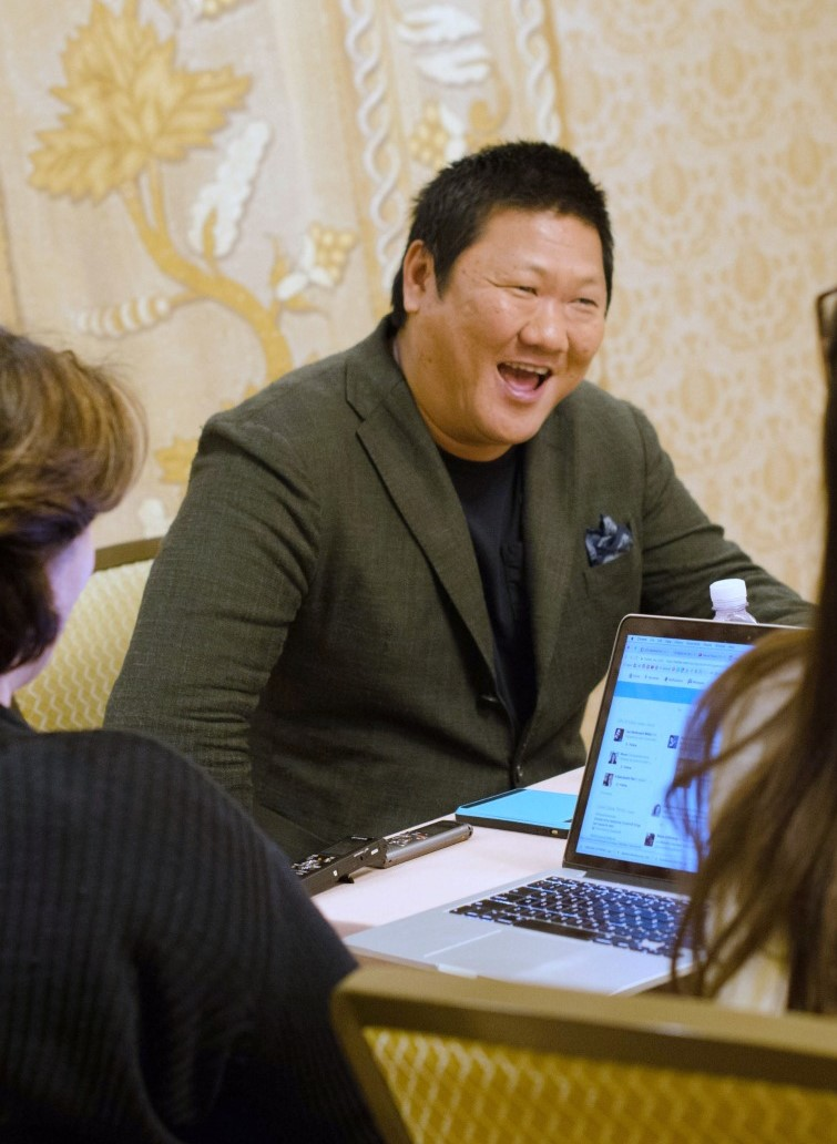 Exclusive Benedict Wong Interview for Doctor Strange