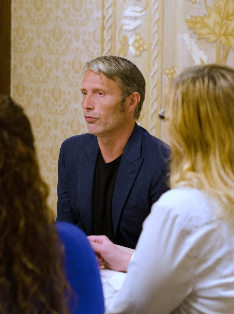 Exclusive Mads Mikkelsen Interview for Doctor Strange