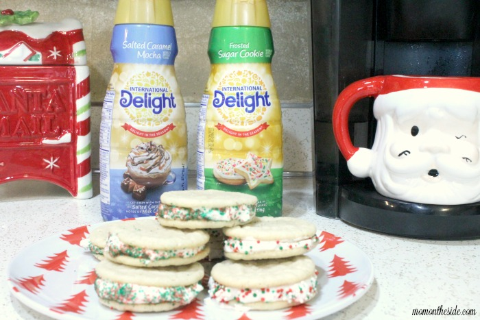 Sugar Cookie Whoopie Pies for Holiday Parties and Delicious Gifts