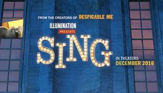 Everyone Gets a Shot at Being a Star: Sing Movie Trailer