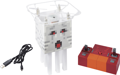 GET CREATIVE WITH MINECRAFT TOYS, COLLECTIBLES, AND GAMES