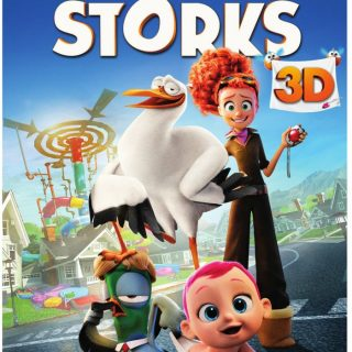 Flying Onto Store Shelves: Storks Blu-ray Bonus Features