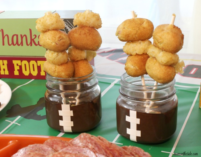 Football Finger Food Party