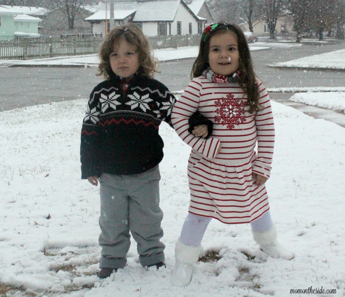 2016 Gymboree Holiday Collection: Complimentary Boy Girl Twins Holiday Outfits