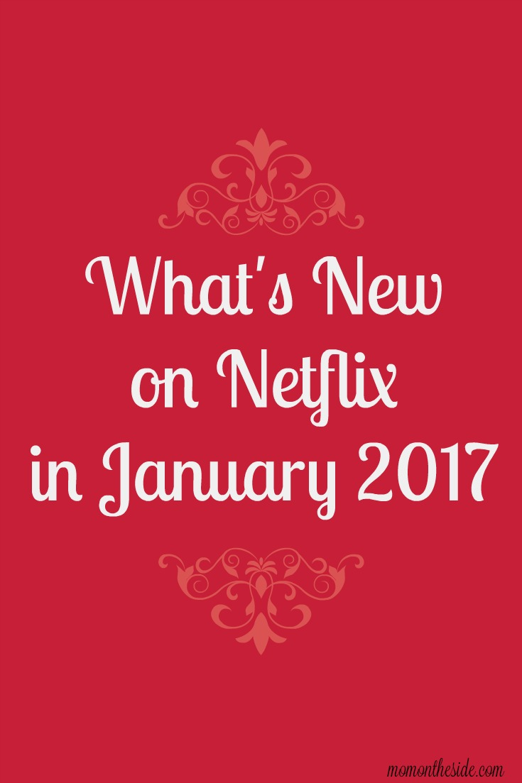 What's New on Netflix in January 2017
