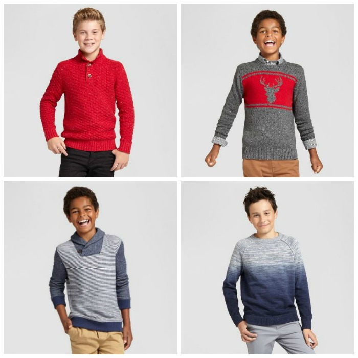 Tween and Teen Boy Holiday Style Ideas